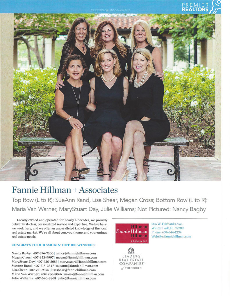 Fannie Hillman Hot 100